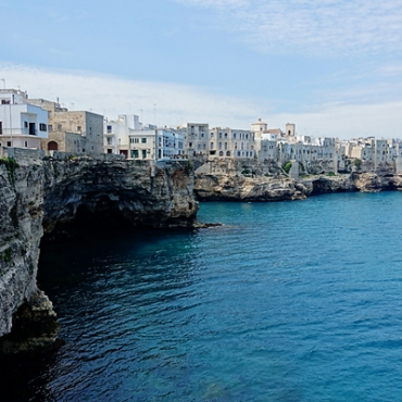 Cliffs-of-Polignano-a-Mare