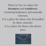 Dream&Wander