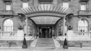 Fachada-entrada-hotel c hotel maria cristina