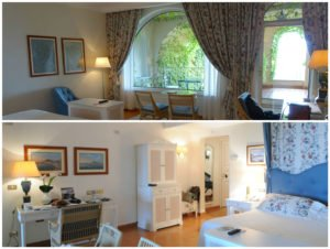 Beautiful and Spacious Belmond Hotel Caruso Suite