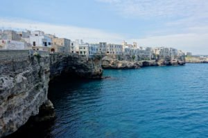 Polignano a Mare Rugged Cliffs