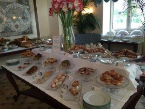 Belmond Hotel Caruso Breakfast Amalfi COast Italy