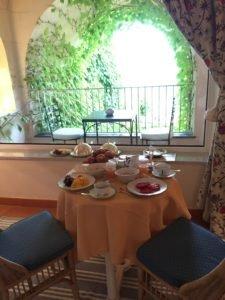 Room Service Belmond Hotel Caruso Style