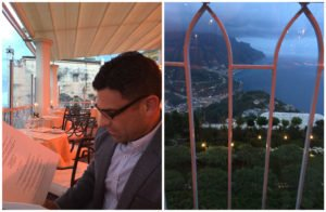 Romantic Dinner at Belvedere