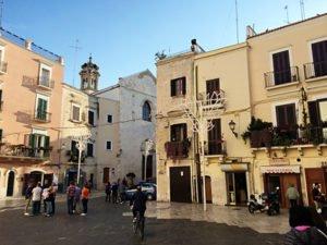 Bari Puglia Old Town