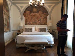 Beautiful Room St. Regis Florence