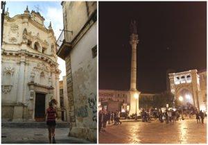 Lecce Main Square