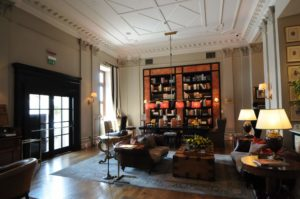 St. Regis Florence Library