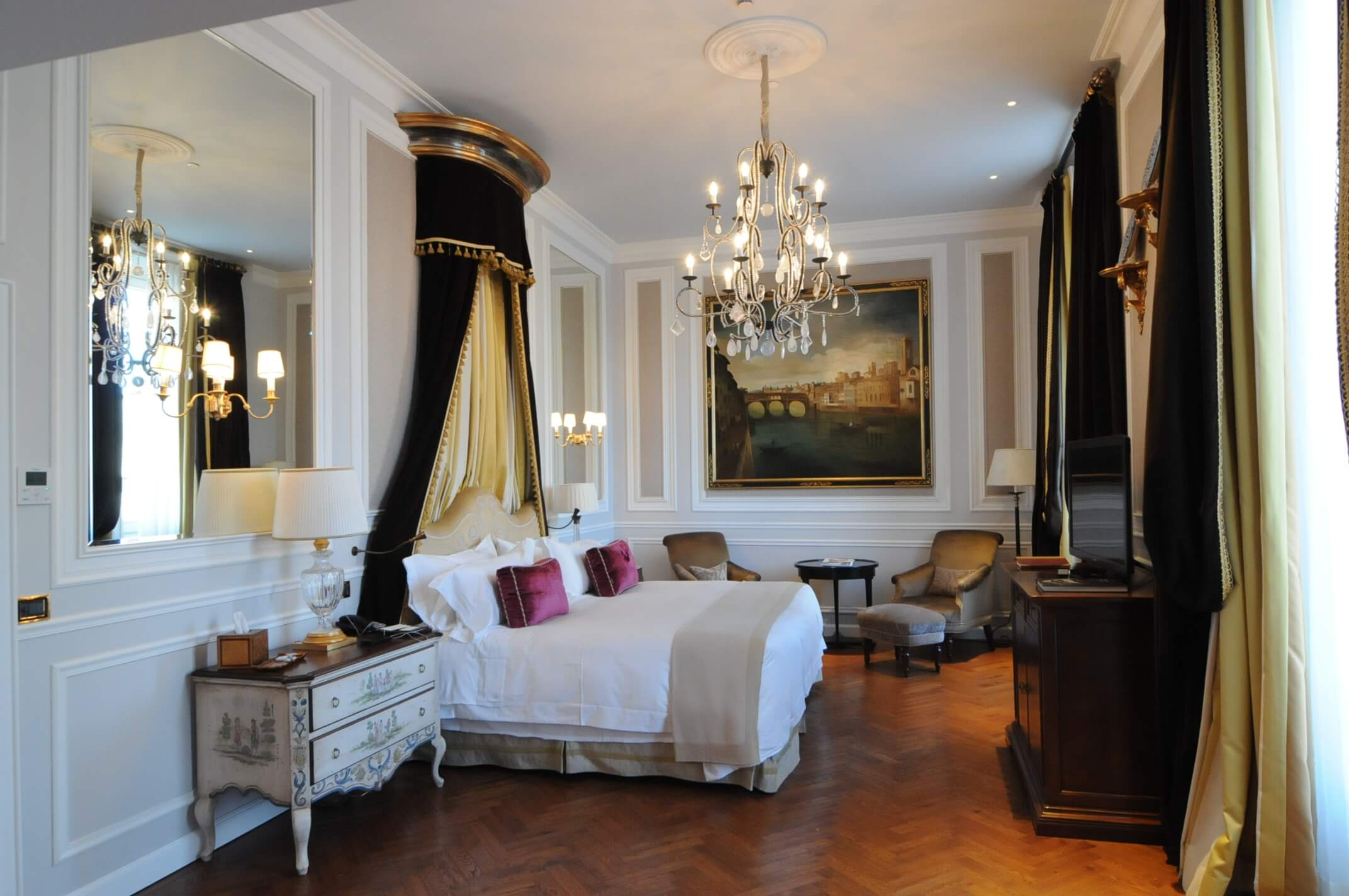 three luxurious nights at the st regis florence when is now
