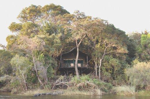 Islands of Siankaba Zambia Zambezi