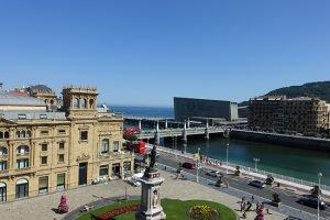 Hotel Maria Cristina Urumea river