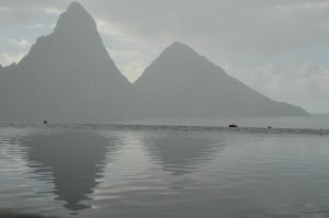 Pitons Jade Mountain St. Lucia