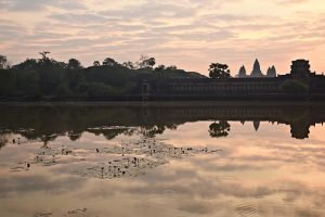 Grasshopper Adventures Angkor Wat Sunrise Discovery